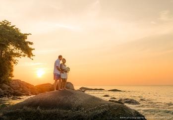 Honeymoon , couple photography