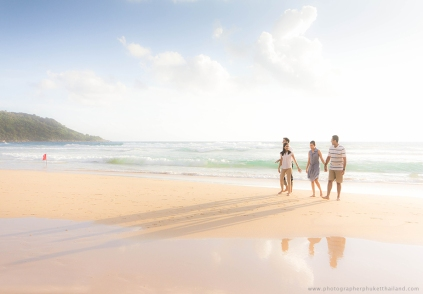 family photography at kata beach,phuket