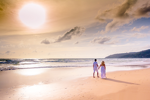 Honeymoon , couple photography