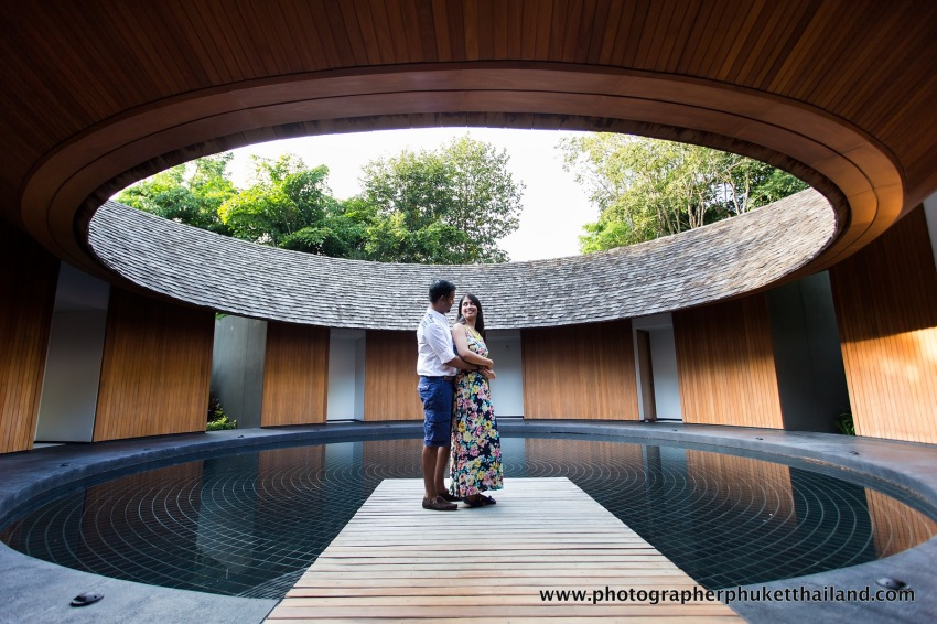 couple photography at Renaissance resort , Mai Khao Beach, Phuket.