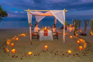 wedding photoshoot at phiphi island