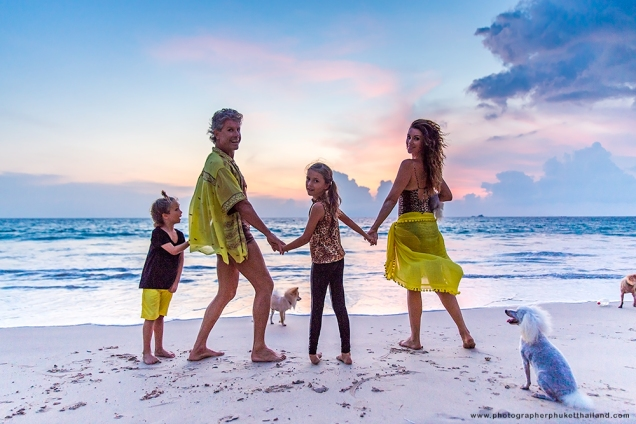 family photography in phuket thailand