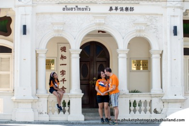 family photography at phuket town