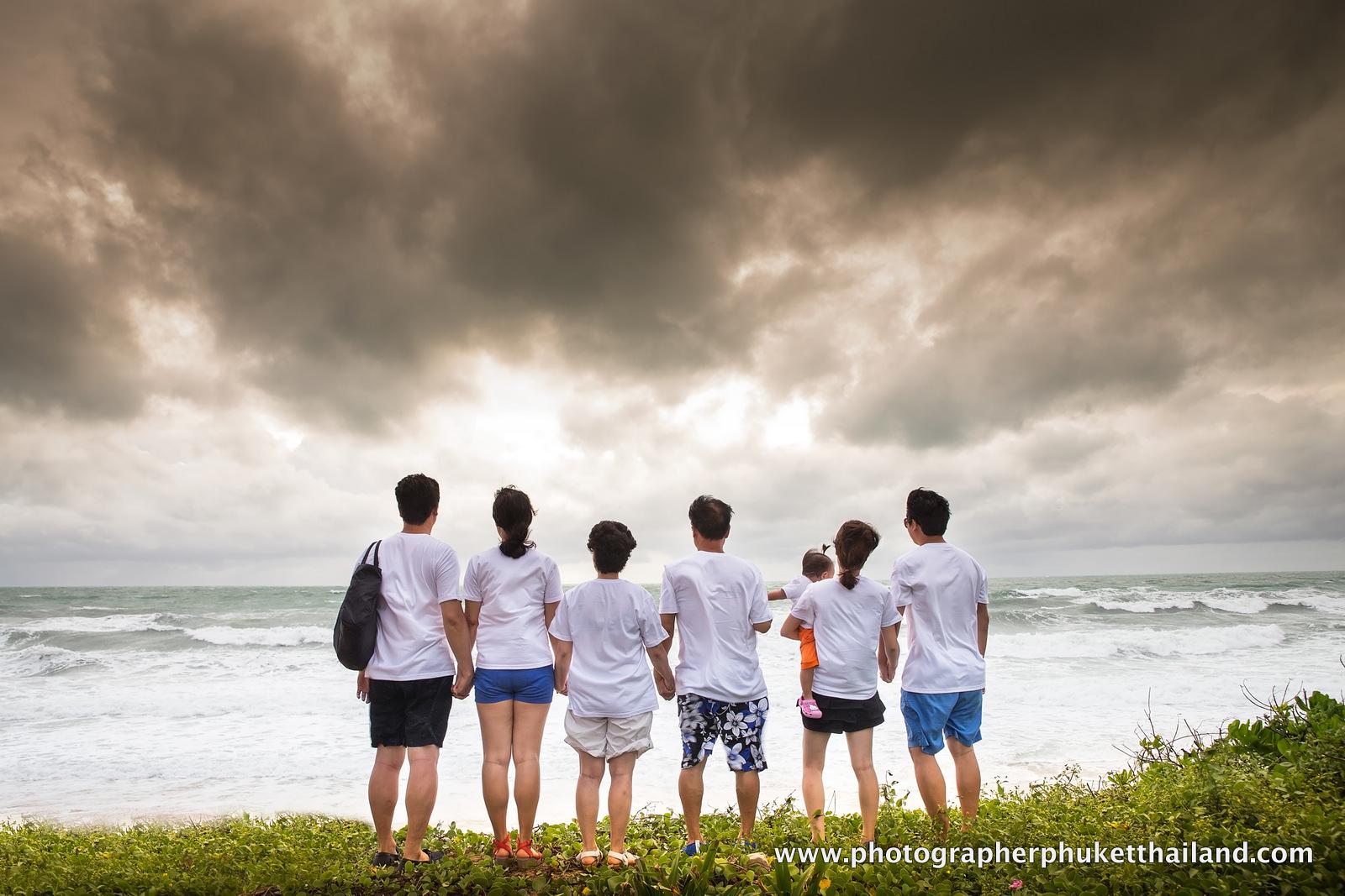 family photography at Jw marriott , phuket