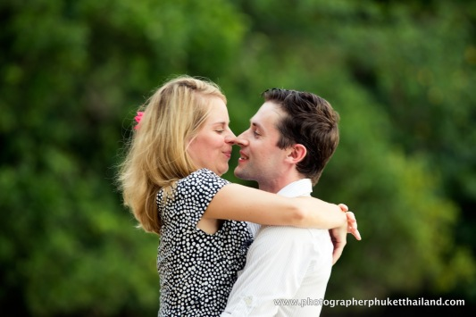 couple photography at khao lak , phang nga