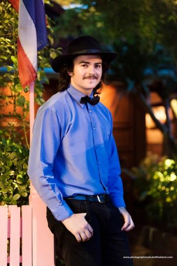 portraits photoshoot at phuket thailand