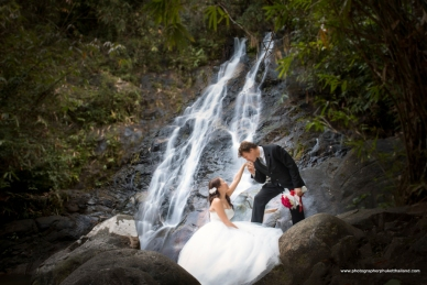 pre/post wedding at khaolak thailand