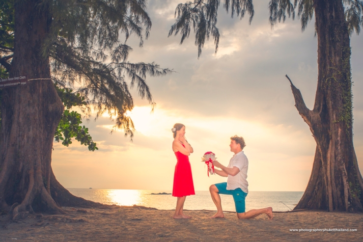 pre/post wedding at khaolak thailand