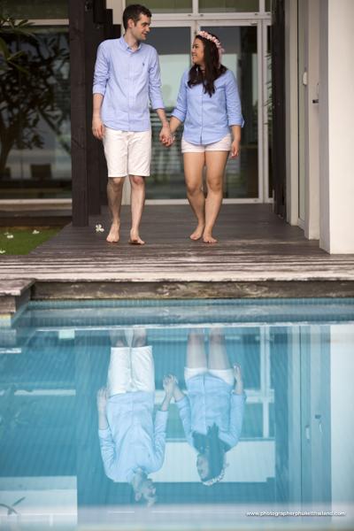 pre/post wedding shoot at phangnga thailand