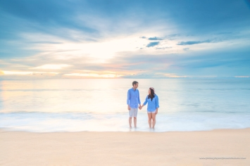 pre/post wedding shoot at phangnga thailand