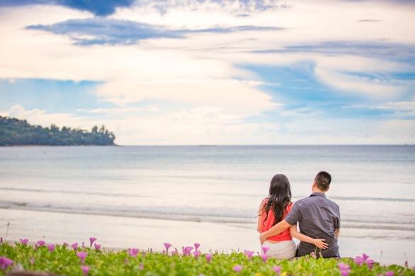 phuket honeymoon photo session