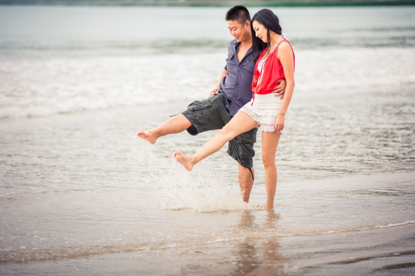 phuket honeymoon photo session