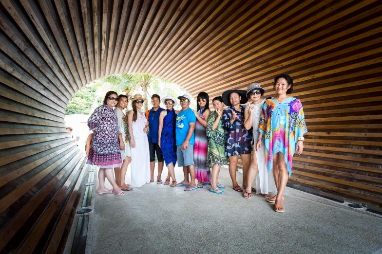 phuket luxury party photo session