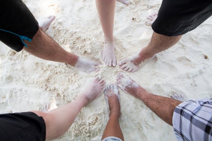 family reunion at racha island phuket thailand