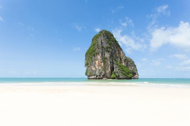 pranang cave beach photography krabi thailand