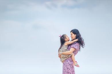 family photo shooting at khao lak phang nga thailand