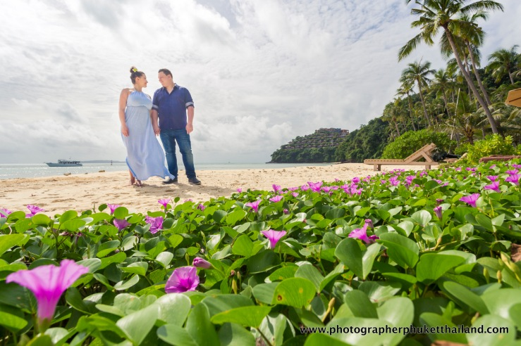 COUPLE PHOTO SESSION AT CAPE PANWA PHUKET THAILAND