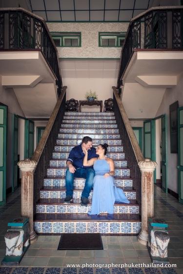 COUPLE PHOTO SESSION AT CAPE PANWA PHUKET THAILAND