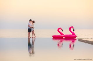 couple photoshoot at sava natai phang nga