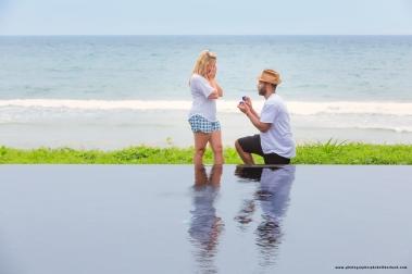 marriage proposal photoshoot at the naka phuket