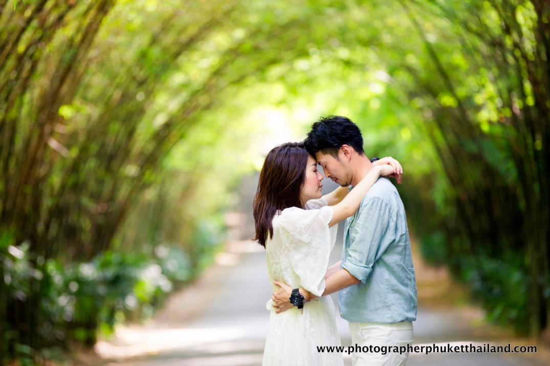 couple photoshoot at the Pavillion phuket-004