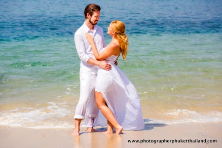 pre wedding photo session at phuket