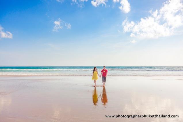 pre wedding photoshoot at phuket