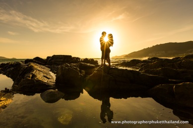pre wedding photoshoot at phuket