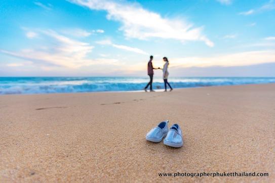 Maternity photography phuket