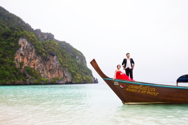 phi phi pre wedding photography