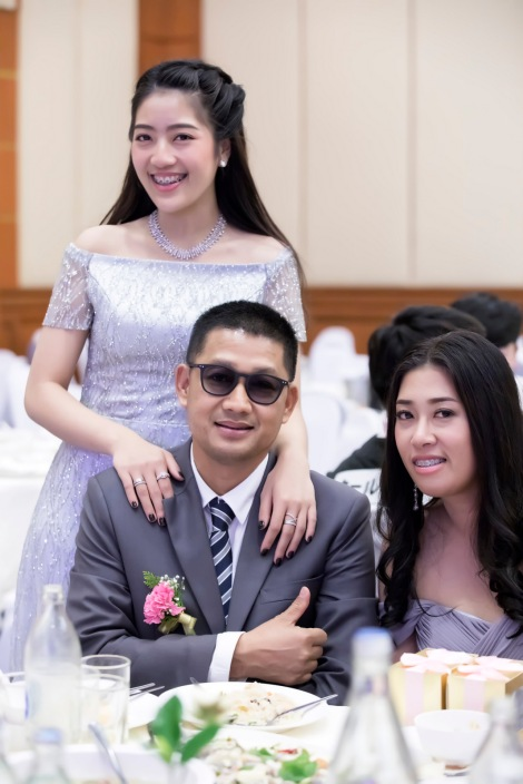 wedding party photography