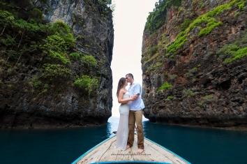 phi phi couple photography