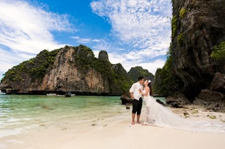 phi phi pre wedding photography