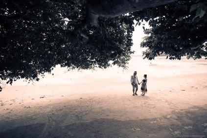 Couple photoshoot at phuket Thailand