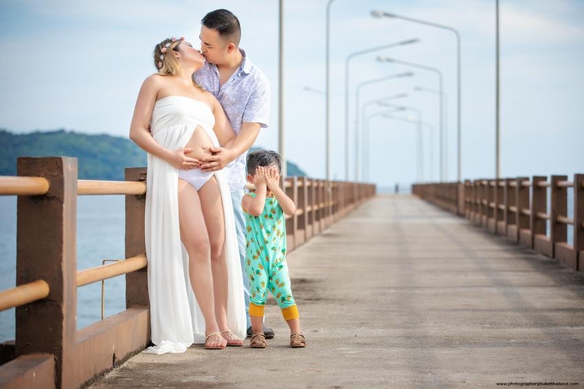 phuket maternity photographer