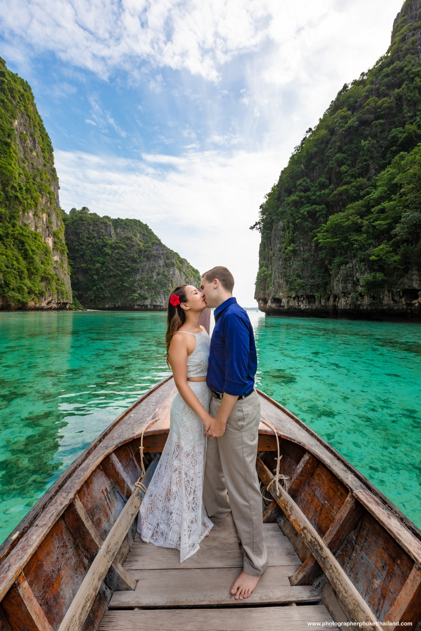 PHI PHI ENGAGEMENT PHOTOSHOOT