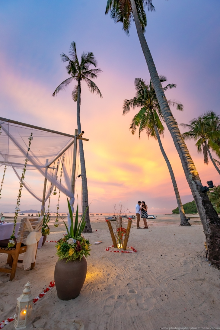 marriage proposal at phi phi island11