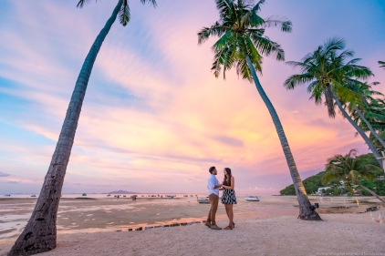 marriage proposal at phi phi island14