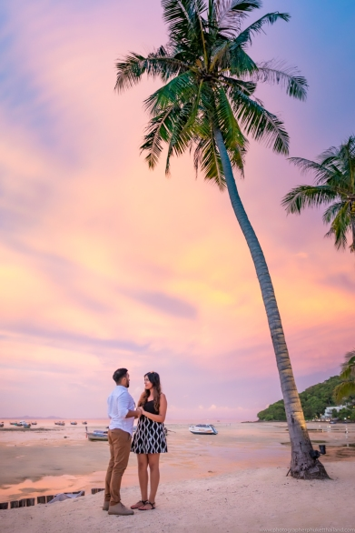 marriage proposal at phi phi island15