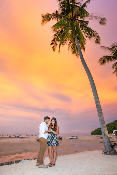 marriage proposal at phi phi island16