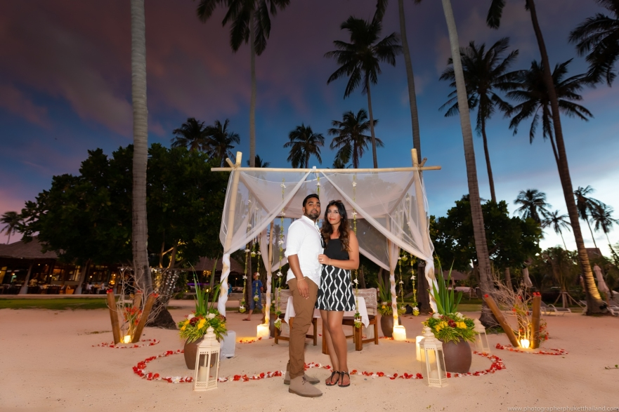 marriage proposal at phi phi island19