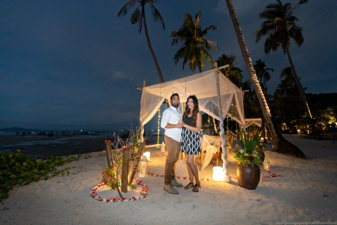 marriage proposal at phi phi island31