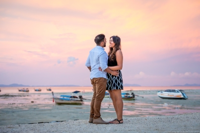 marriage proposal at phi phi island8