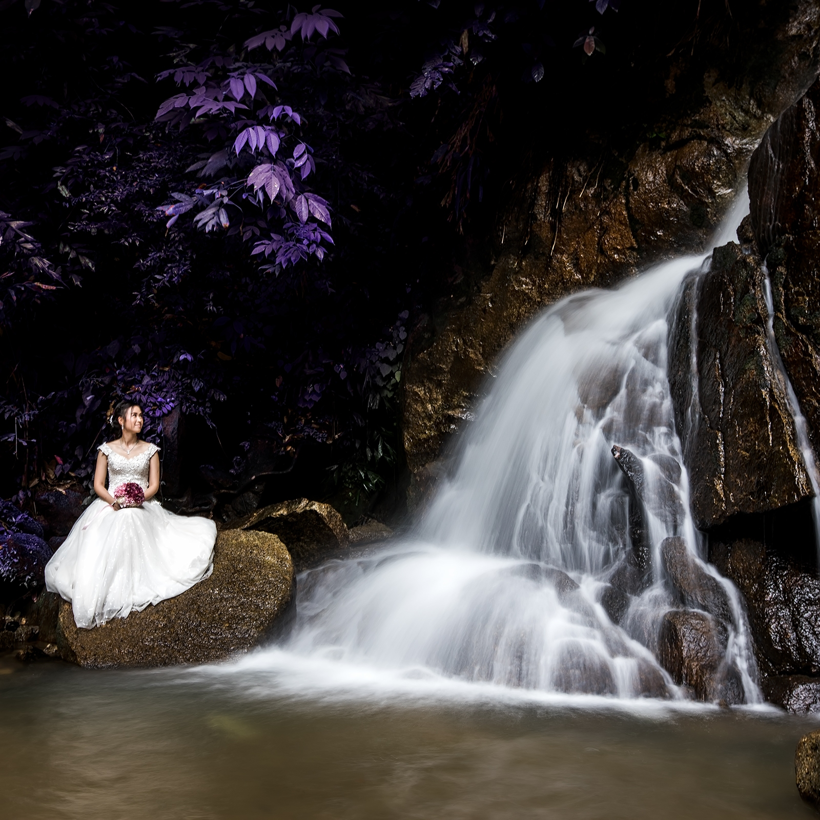pre wedding photoshoot by phuket wedding photographer