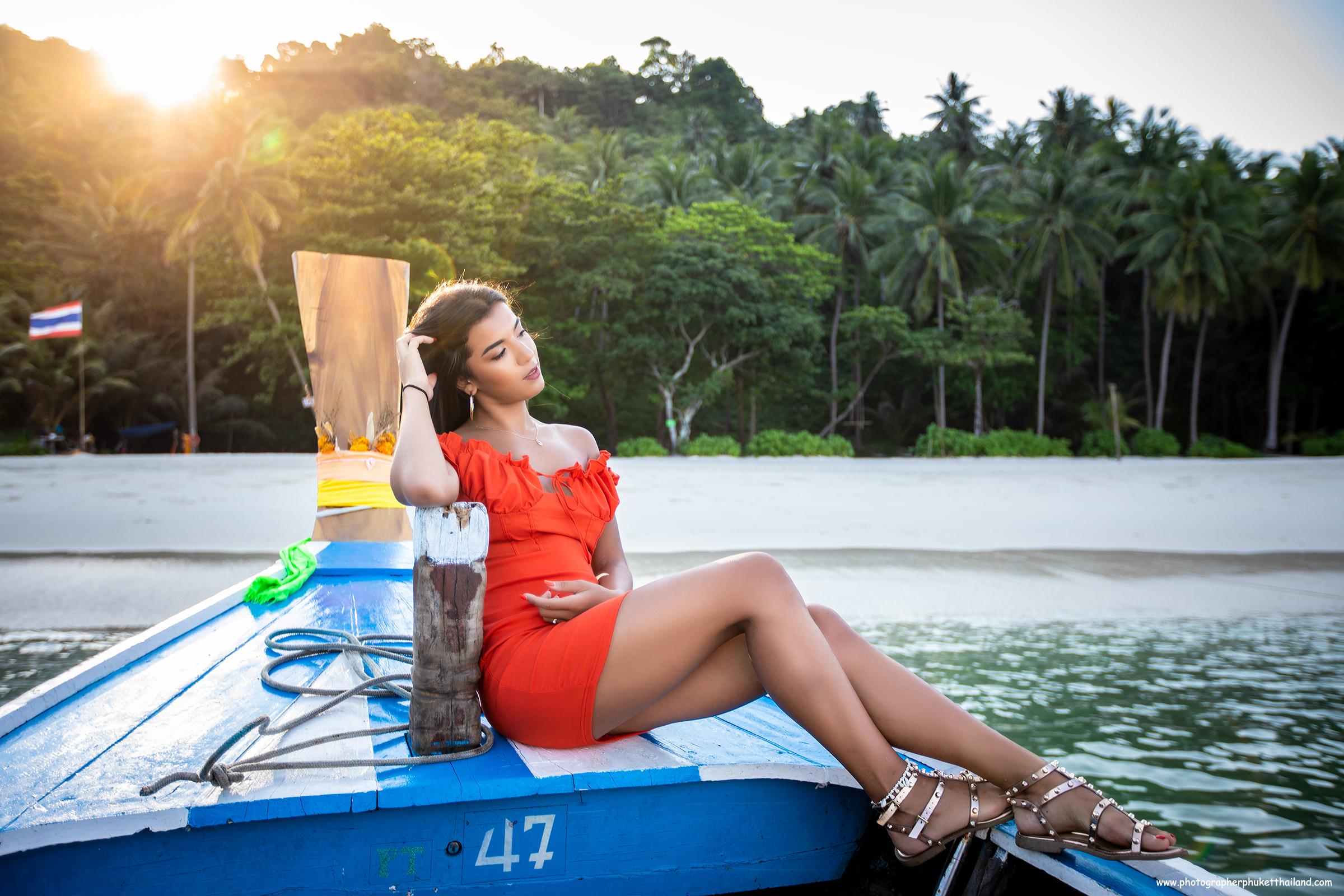 Phuket Portrait photoshoot