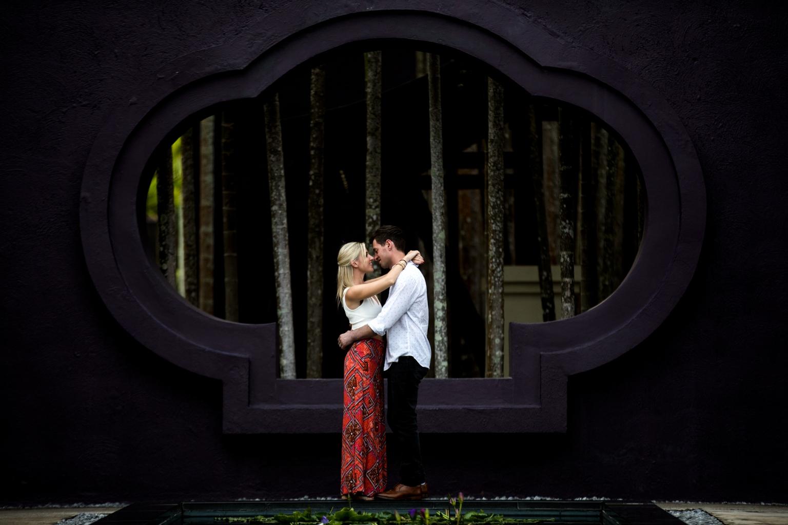 Krabi engagement photoshoot by phuket photographer