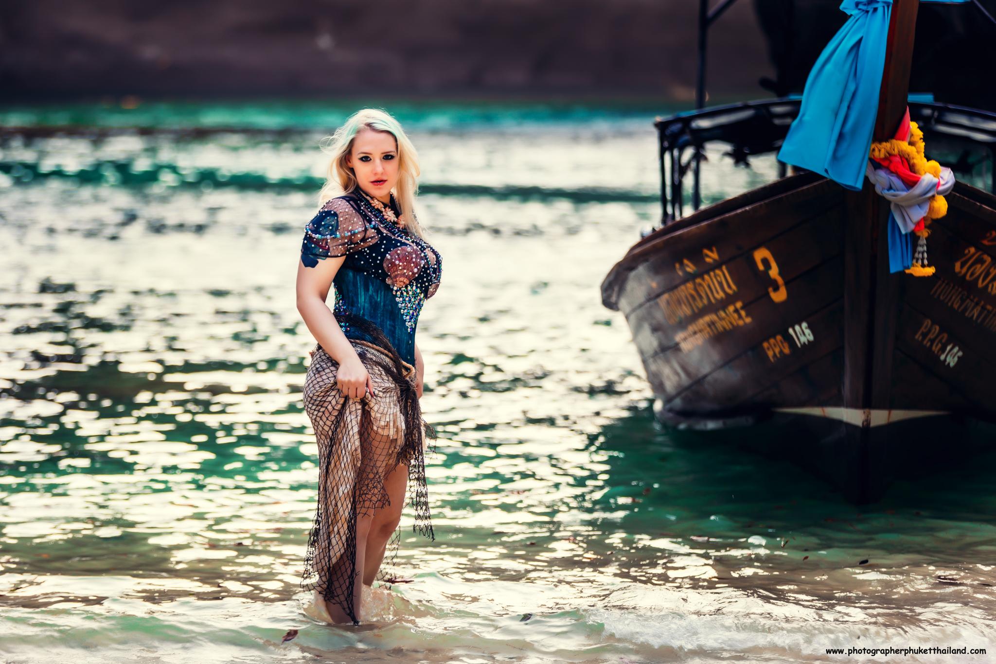 Phi Phi portrait photoshoot